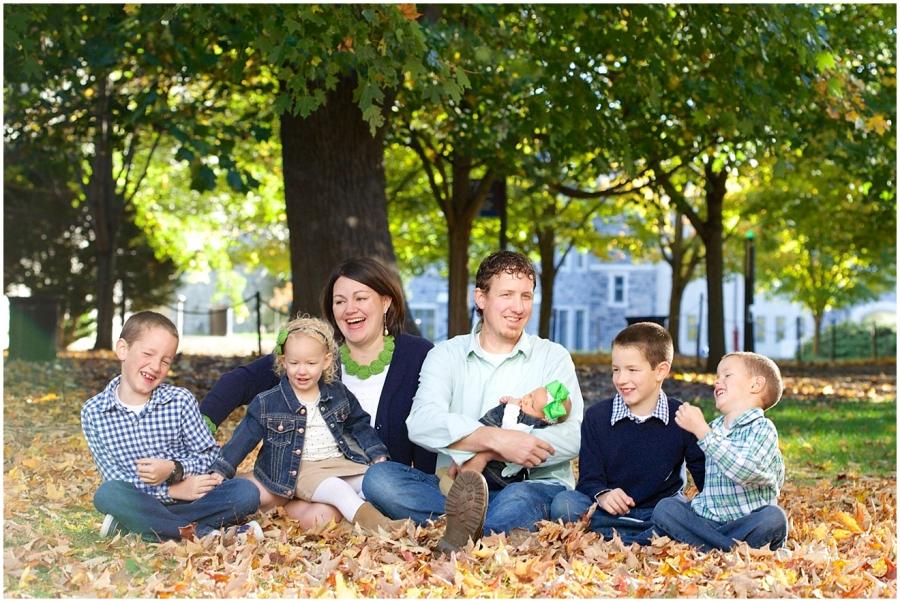 virginia-tech-fall-family-photography