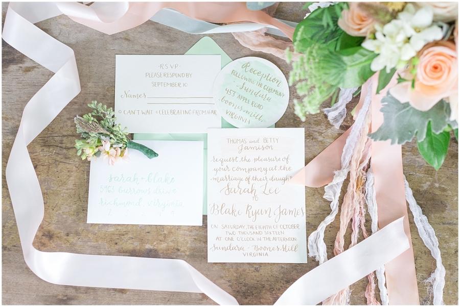 mint-peach-gold-watercolor-invitations