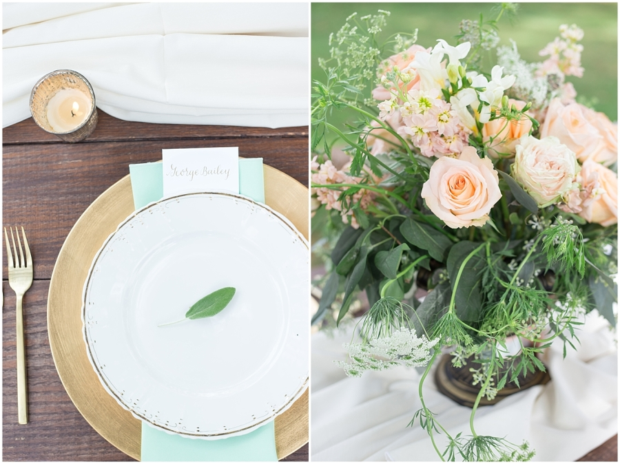 mint-gold-and-peach-wedding