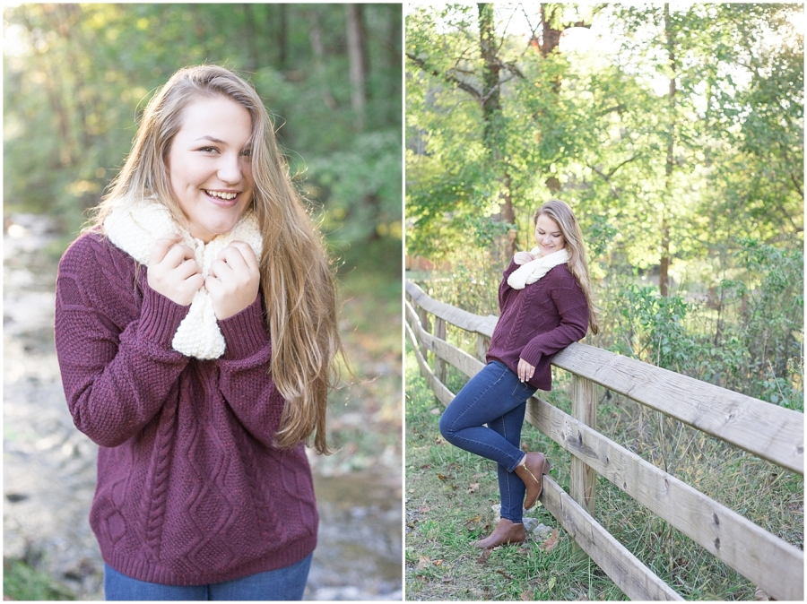 radford-va-fall-senior-photography-session
