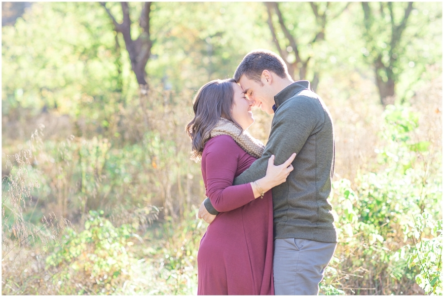 christiansburg-va-fall-engagement-session
