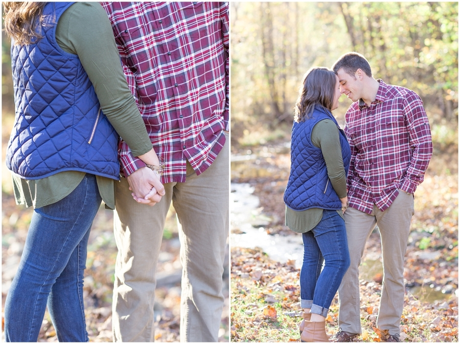 blacksburg-virginia-fall-engagement-photographer