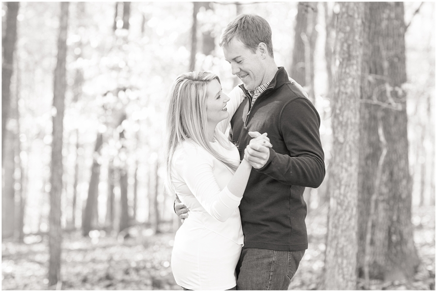 black-and-white-engagement-photography
