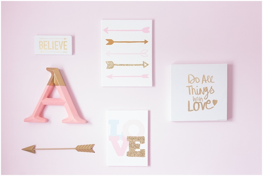 pink-and-gold-baby-nursery