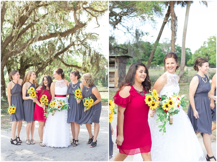 sunflower-bridal-bouquets
