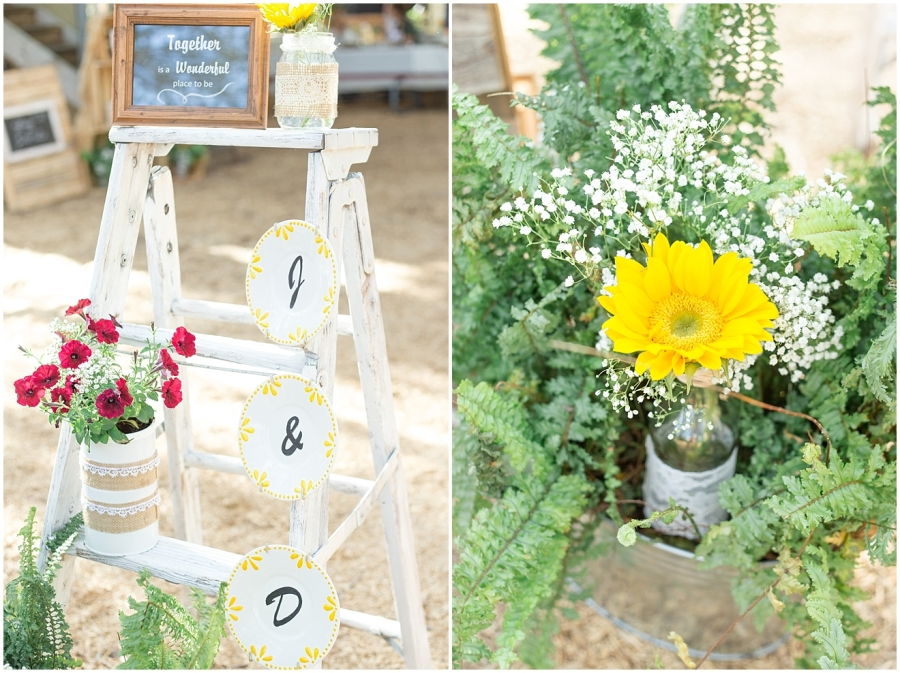 ranch-wedding-ceremony-decor
