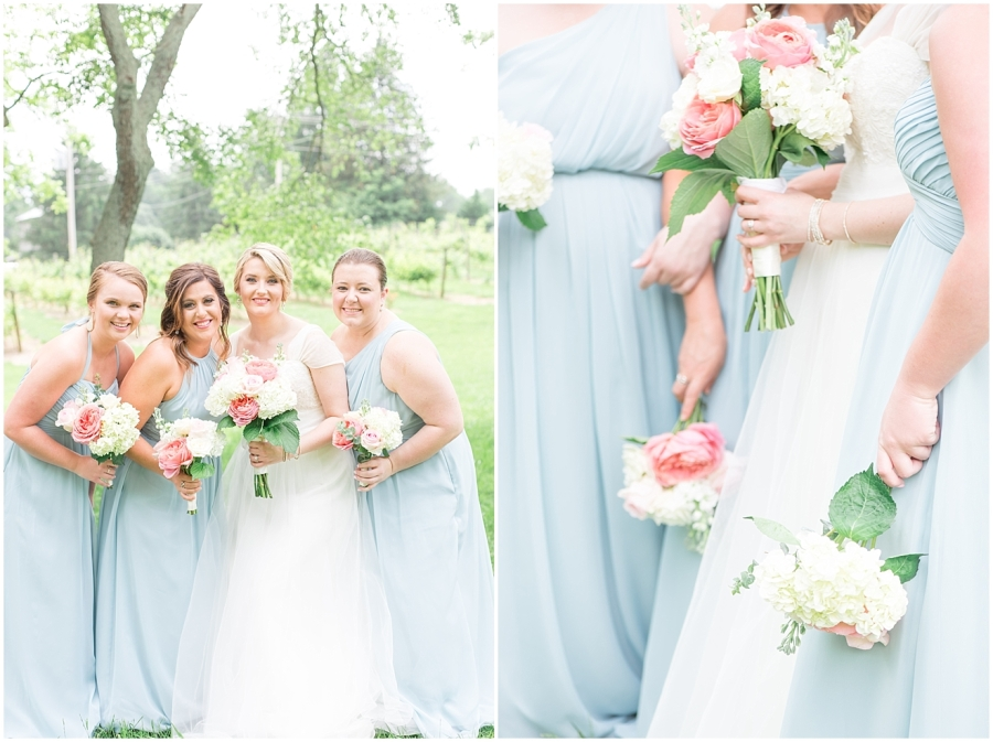 dusty-blue-and-peach-bridal-party