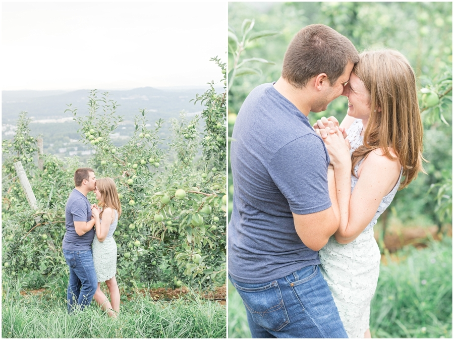 romantic-orchard-engagement-session