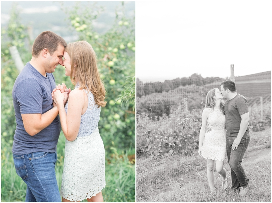 romantic-orchard-engagement-photography