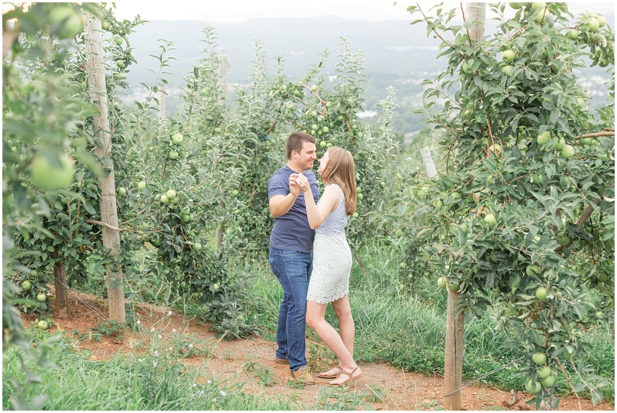 romantic-orchard-engagement-photos